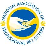 Logo for National Association of Professional Pet Sitters